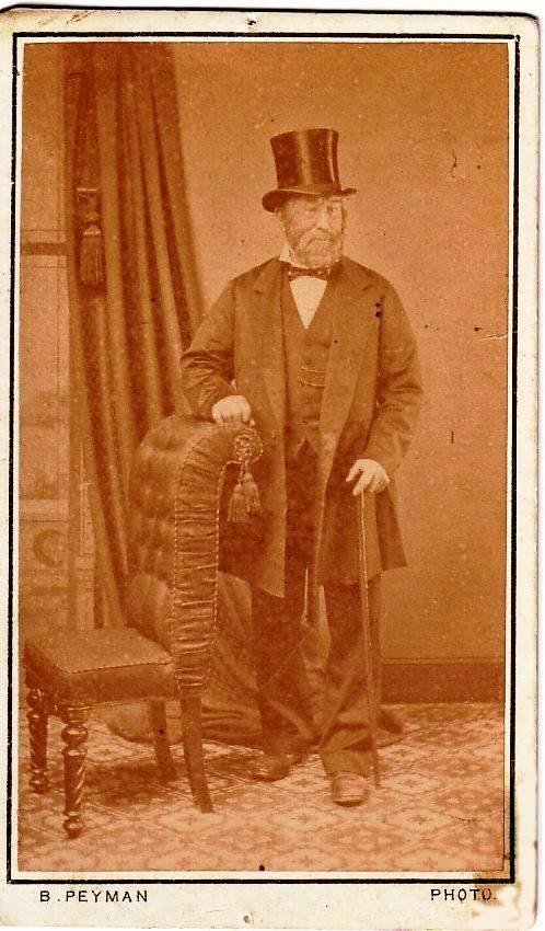 Jock McGregor, ca 1875