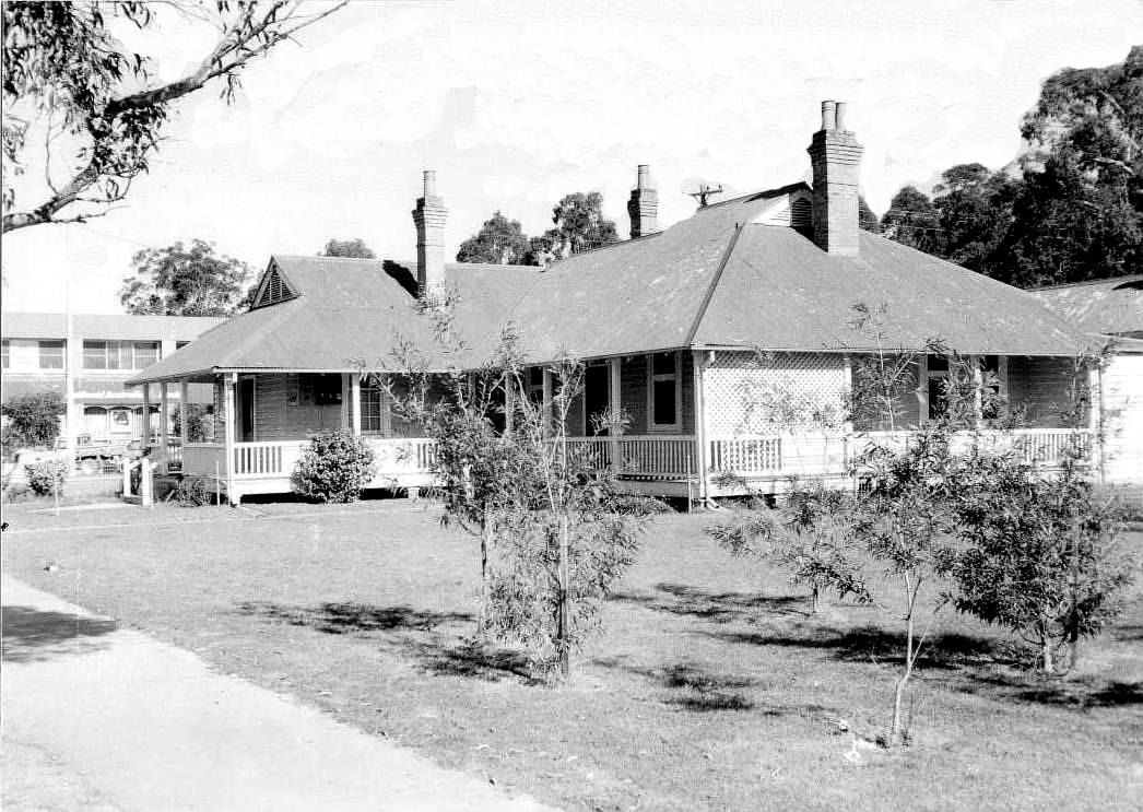Batemans Bay Police Station and Courthouse, 1987