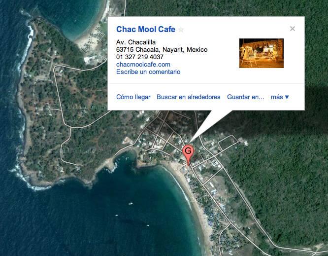 Chac Mool, Chacala, Mexico, av. chacalilla, chacala, nayarit, mexico, chacala, 63715, mexico