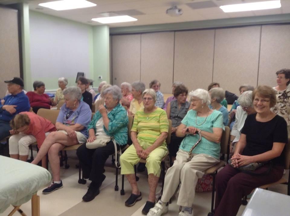 Osto Arthritis support Group MMC