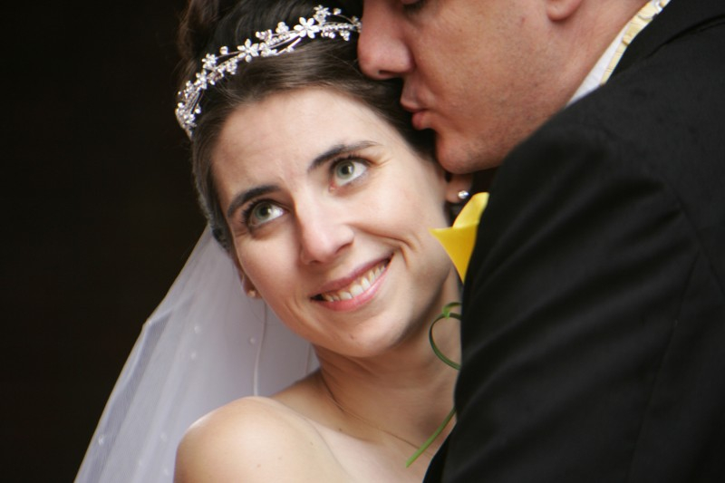 Perfect Touch Brides are Blissful on their Wedding Day