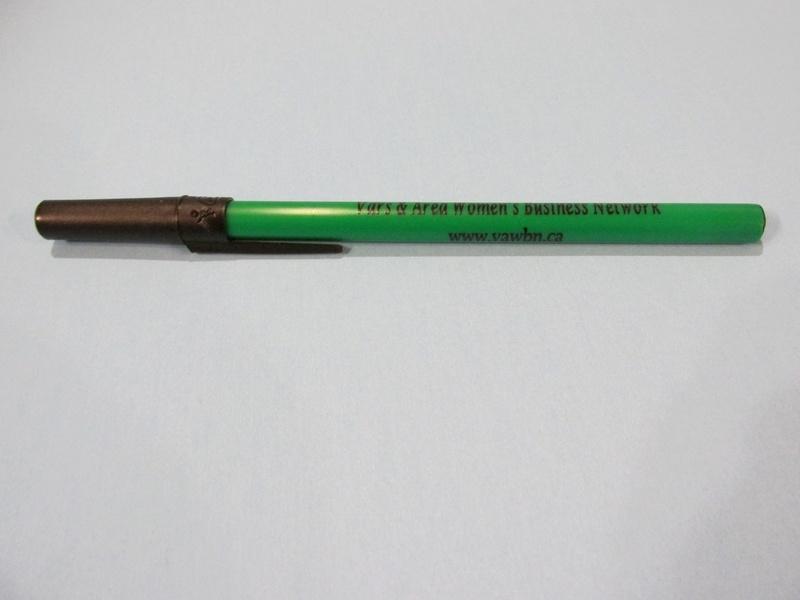 Bic pen for VAWBN