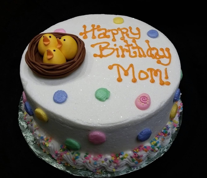 Chick-a-Dee Cake