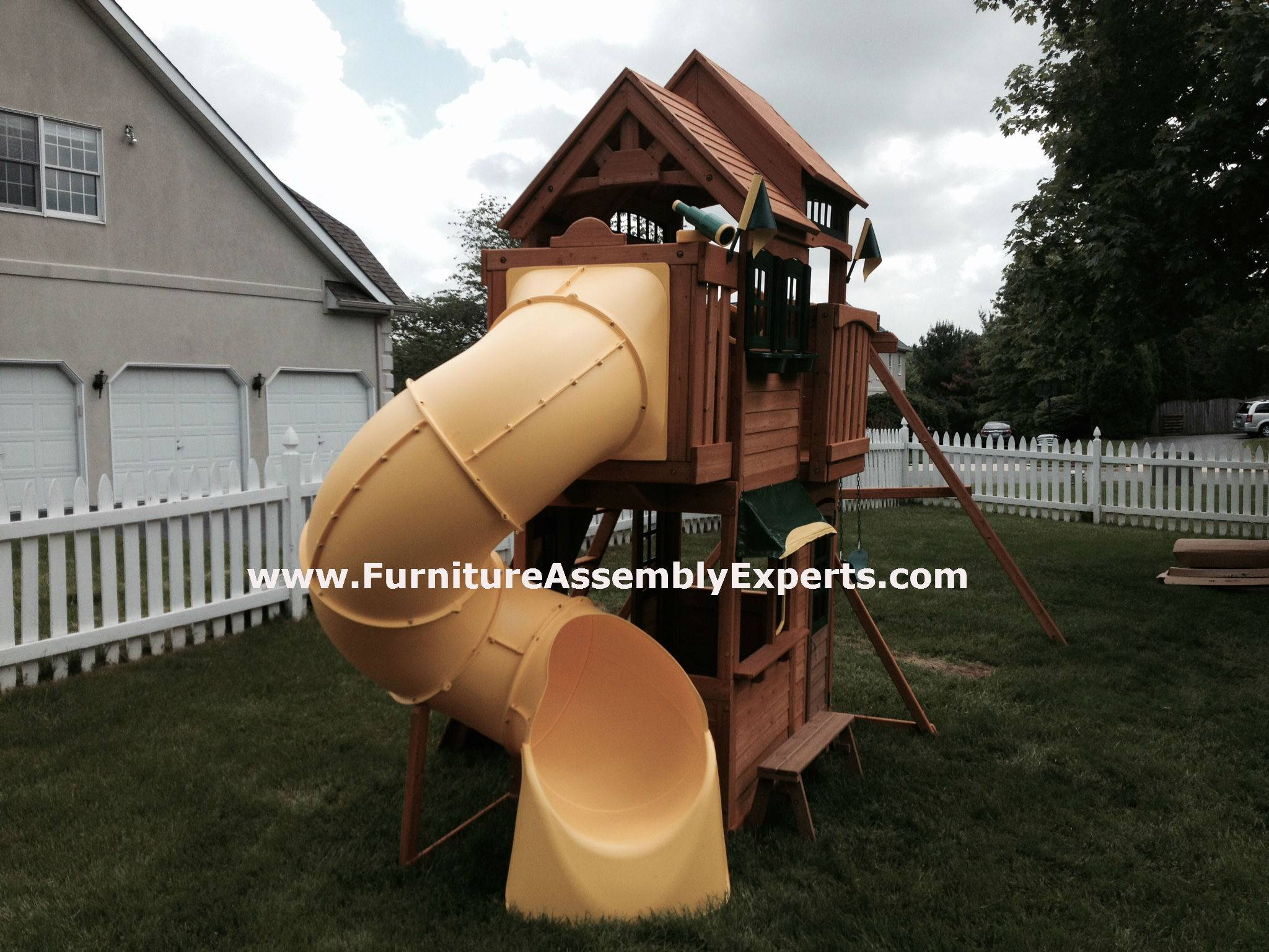 gorilla playset assembly service in vienna va