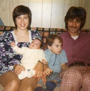 LeFever Family 1974