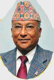 Krishna Gopal Shrestha