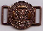 WW2 War Service Identification Badge