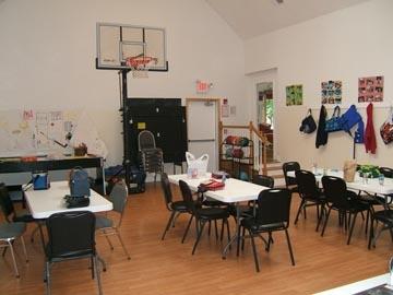 Gym/ School Aged Room