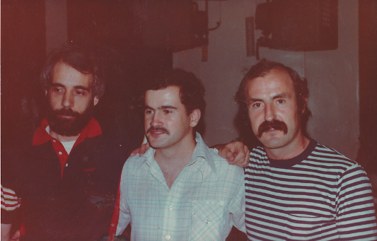Ernesto Arana - Juan Luis Badional and Landaburu Afaria 1989