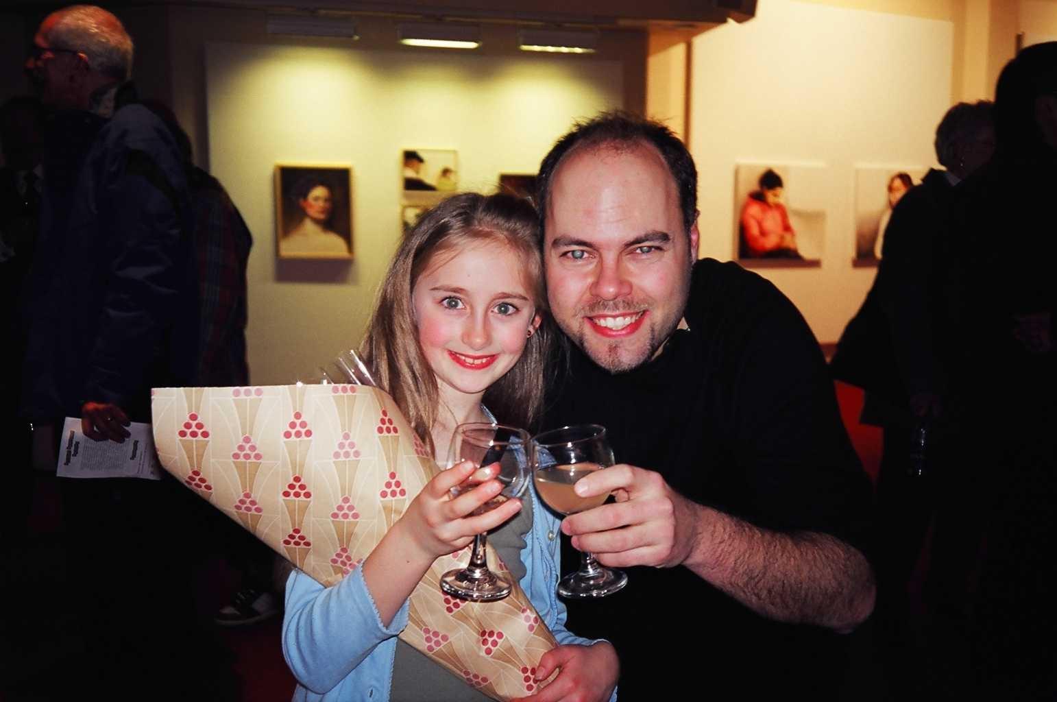 Kindergarten Show, Kaleidoscope Theatre, 2003