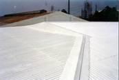 Cold applied liquid membranes.