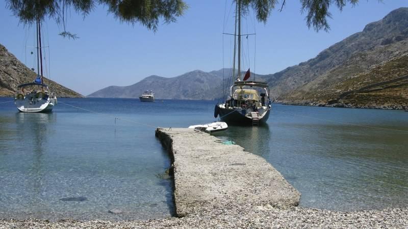 Palionisso Bay, Kalymnos