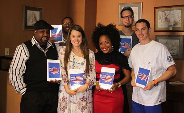 Presentation of the Race and Ethnic Studies Journal at the Baton Rouge Room of the Baton Rouge River Center Branch Library