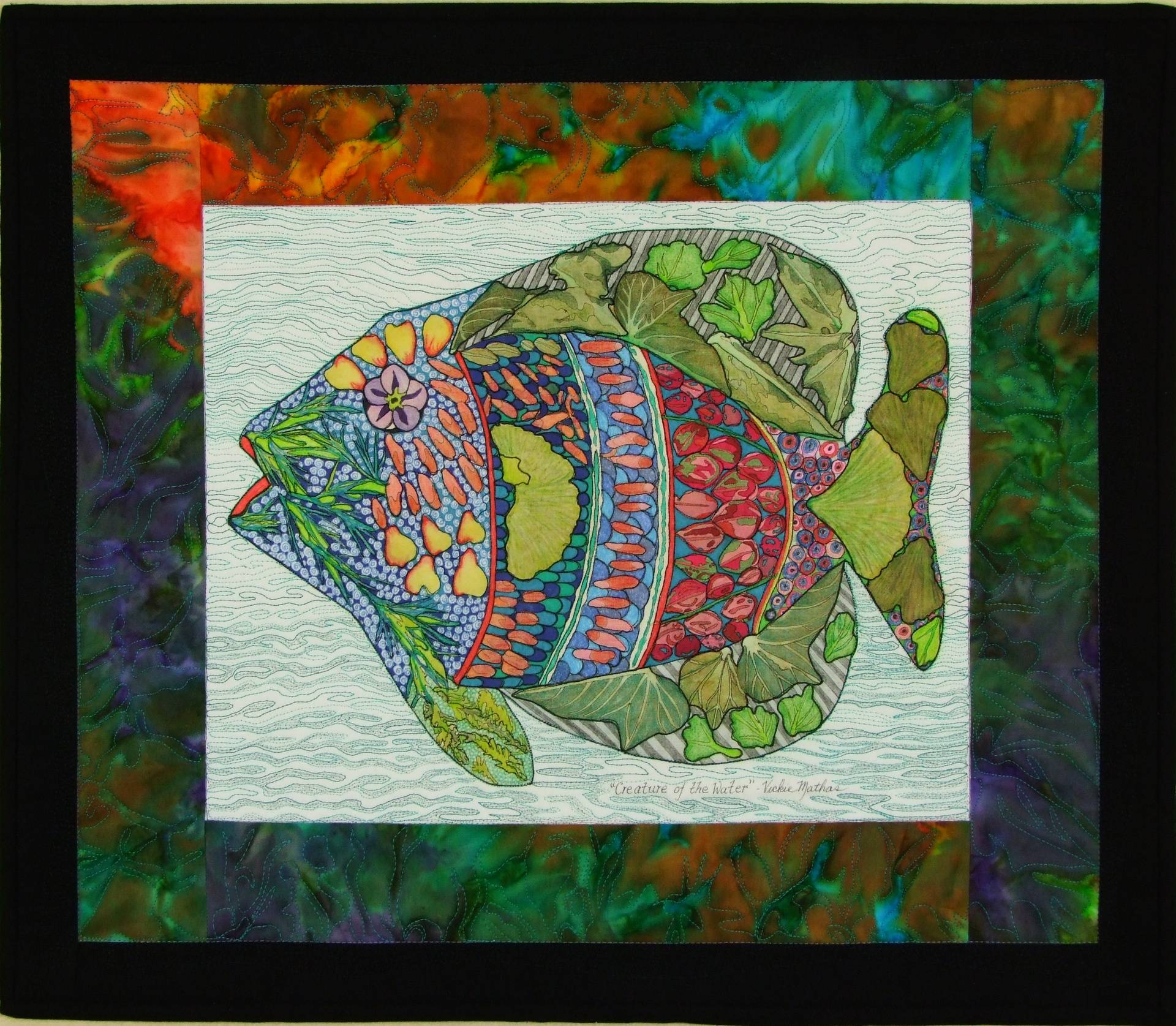 Ginko Fish