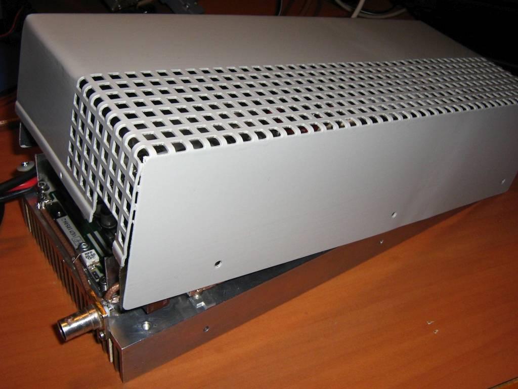 250 Watt linear cover