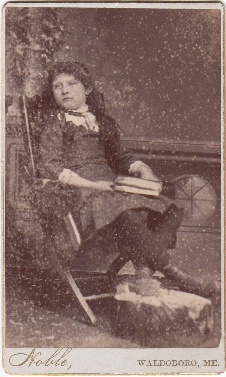Noble, photographer of Waldoboro', ME