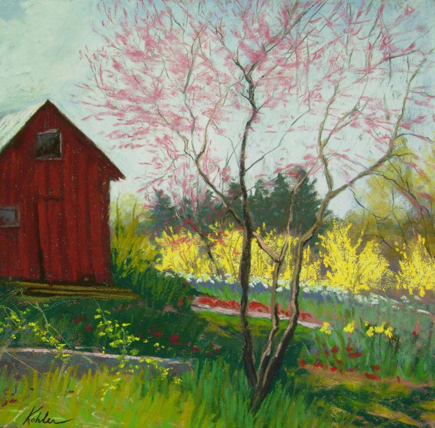 Sally's Shed/Colors of Spring