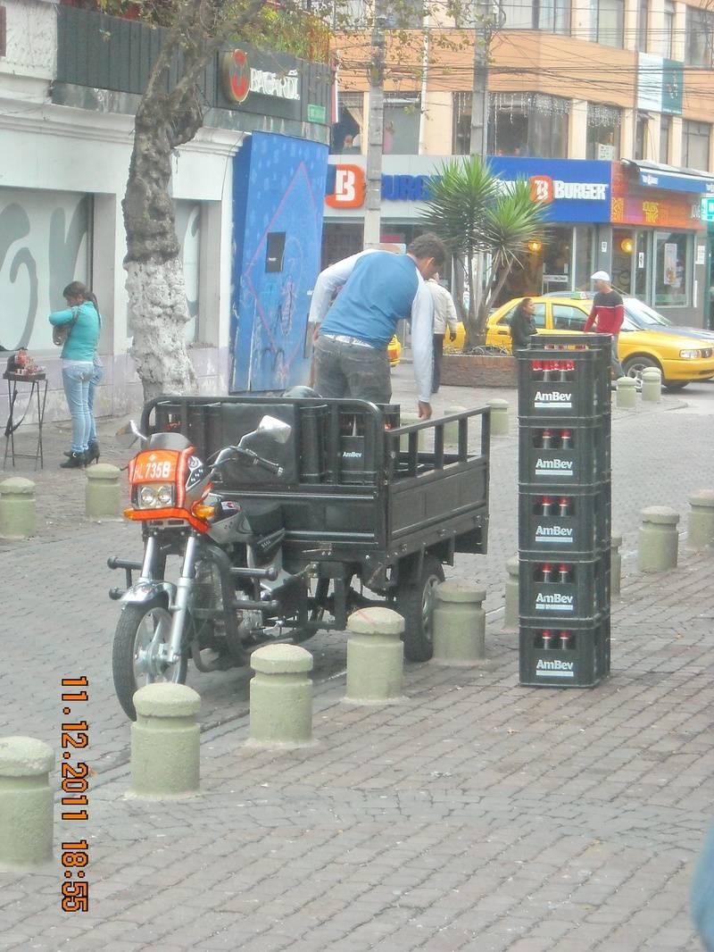 Mariscal / GringoLand,