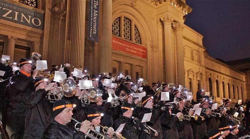 Brooklyn College Conservatory Brass Ensemble at Metropolitan Museum of Art