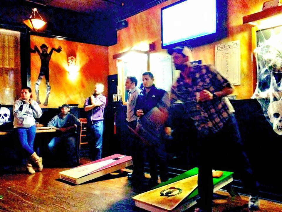 Cornhole Bar Weekly Contest