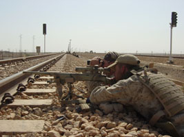 SSP-1 in use in Iraq