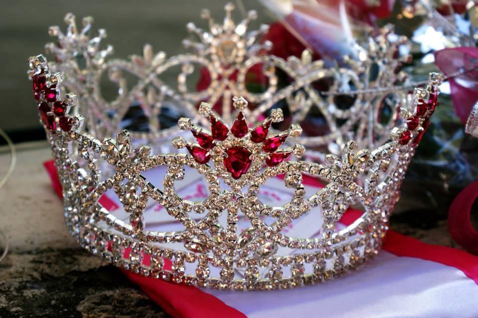 Little Miss Silver Star Crown!