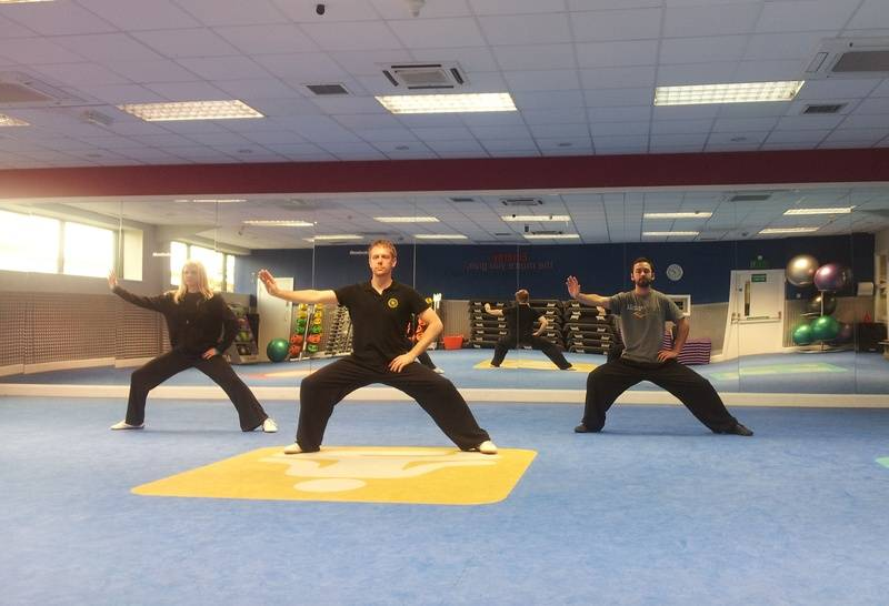 New - Tai chi at Fitness First in Poole