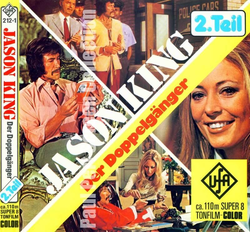 Jason King - Der Doppelganger