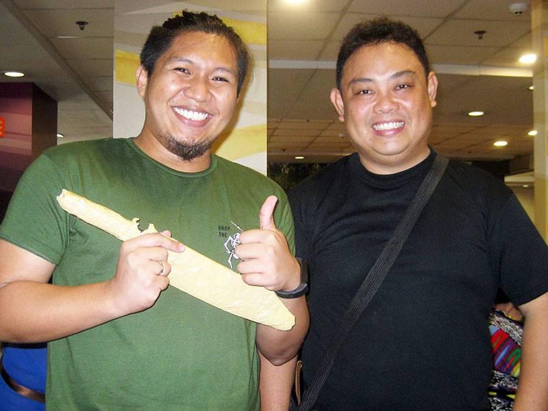 Kiritsuke Knife of Edison Baylon