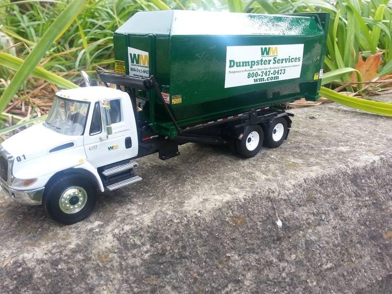 waste management compactor