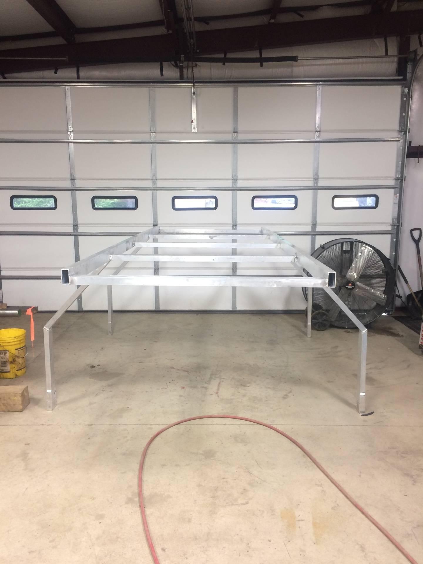 Aluminum Ladder Rack