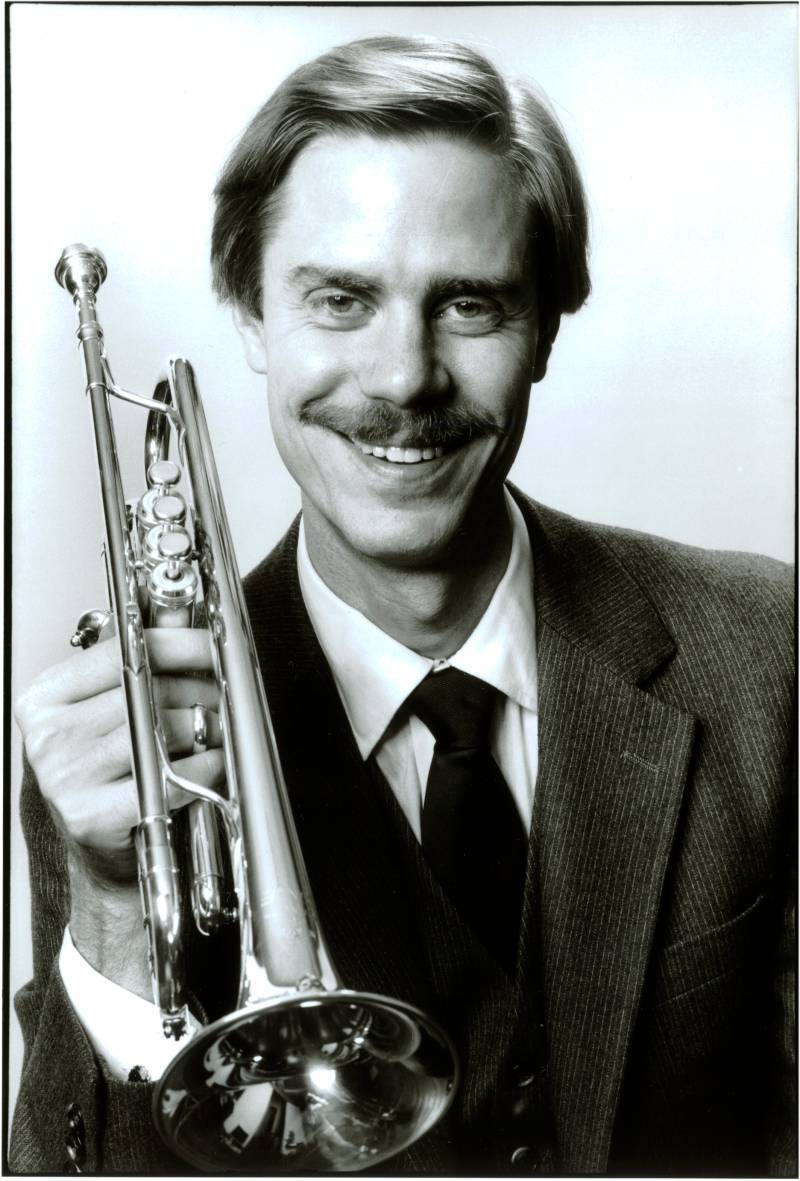 Clinician Photo for Benge Trumpets