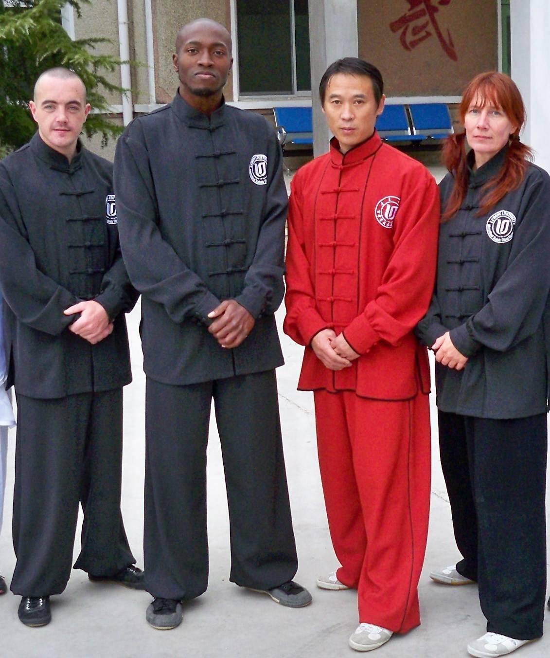 My Shaolin 'Family'