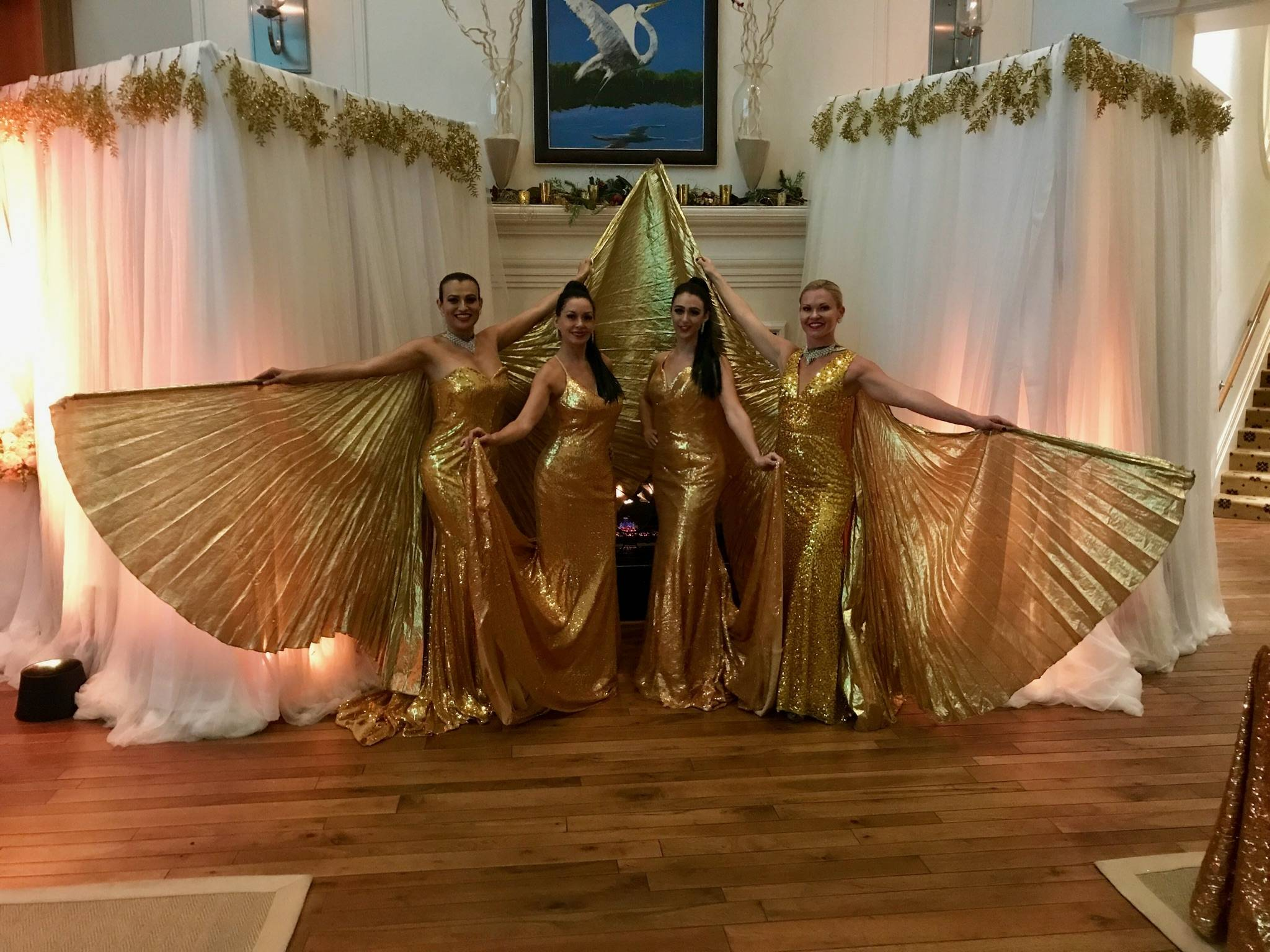 Gold Greeters