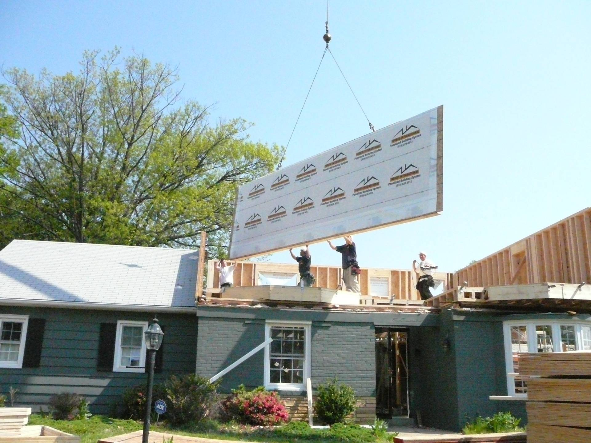 Panelized - Renovation