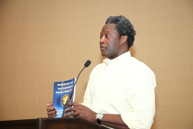 Martial Frindethie, Ph.D.  - Speaker