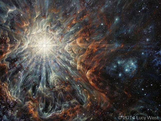 Epiphany in Light / 2014 (title credit David Braun)