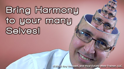 Bring Harmony to your many Selves