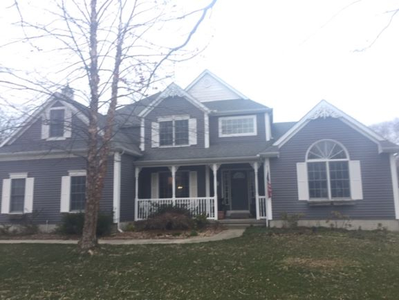 Exterior of Host Home