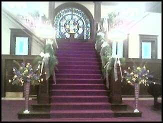 Millen - Ceremony Stairwell