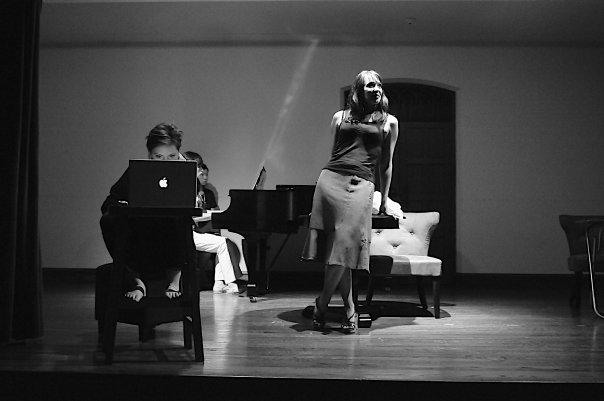 Craigslist Lieder, Carnegie Hill Concert Artists