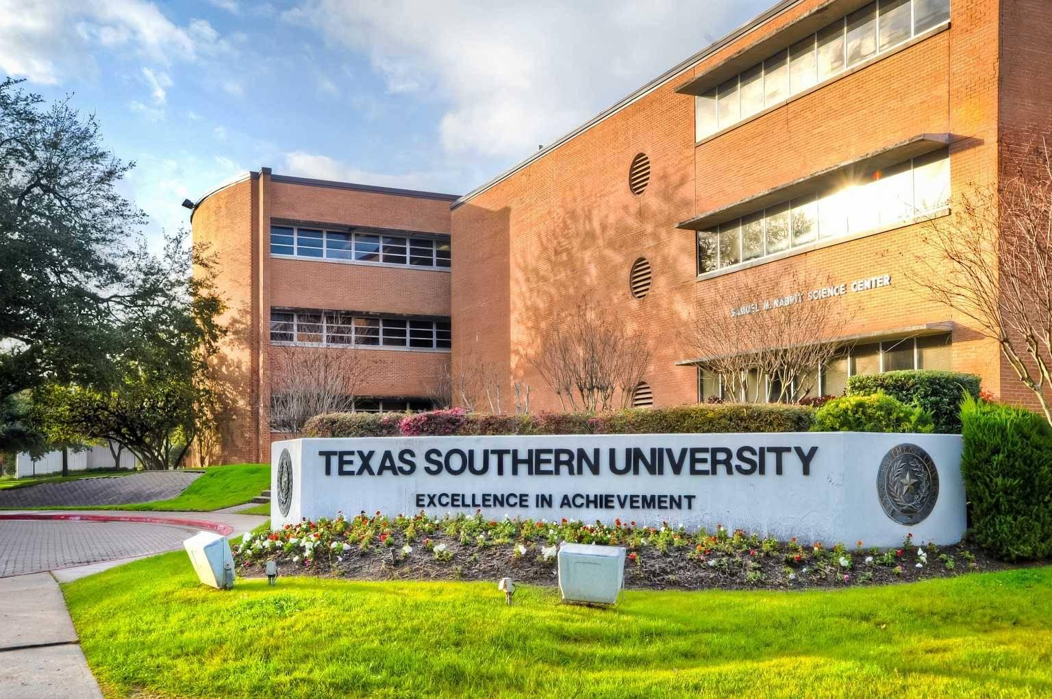 Texas Southern University, 3601 Blodgett St., Houston, Texas, 77004