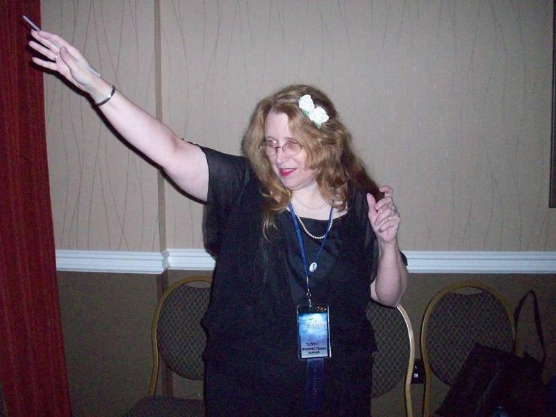 Susan as Vampire Laura Cordelais