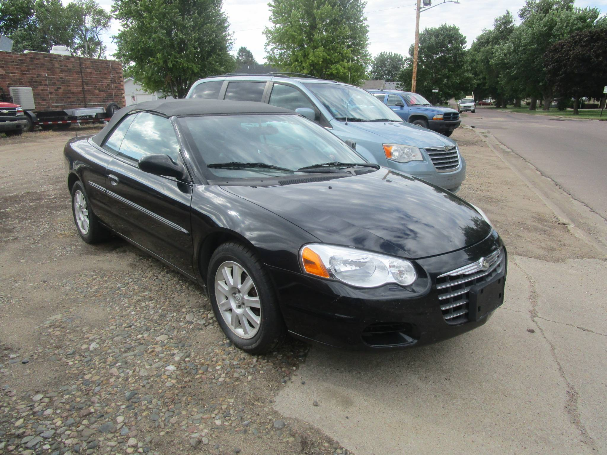 2004 CHRYSLER SEBRING CONVERTIBLE $2,995