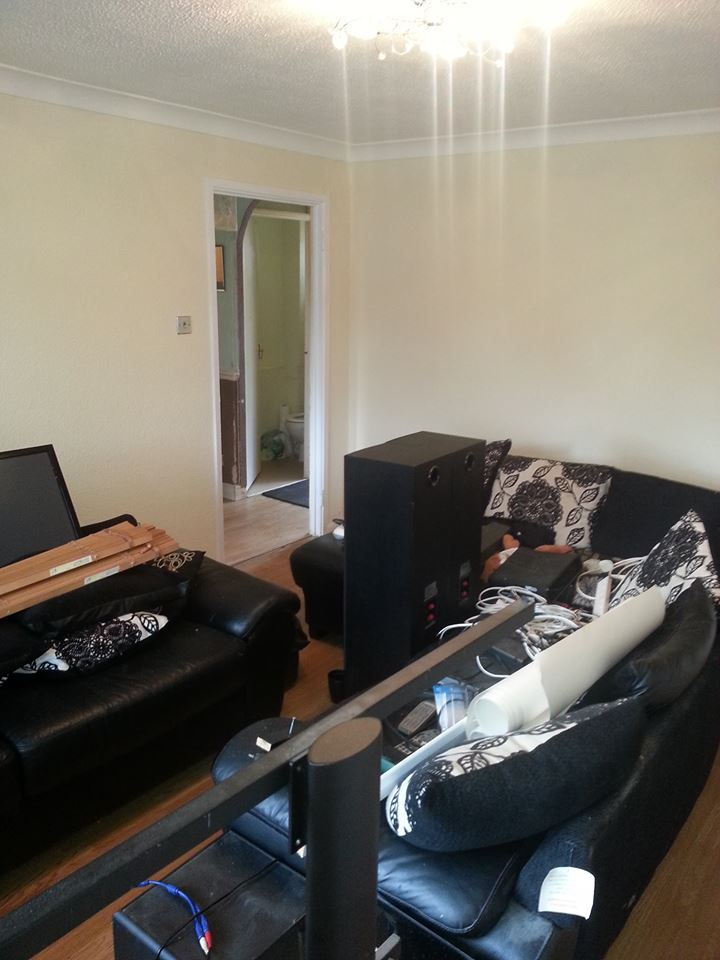 living room location stevenage