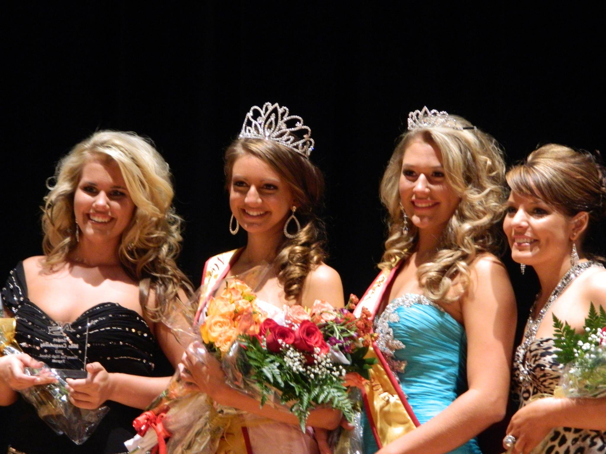 Pretty Pageant Queens