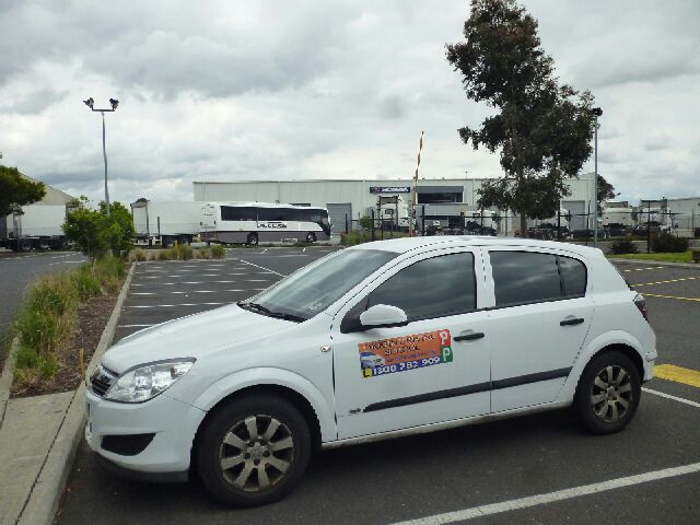 Driving School Brighton - Holden Astra Hatch - Automatic Transmission
