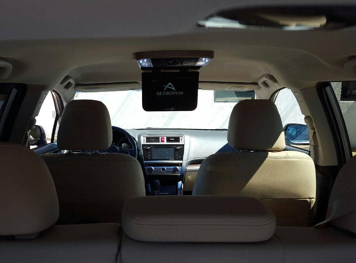 2016 Subaru Outback W/ Overhead DVD