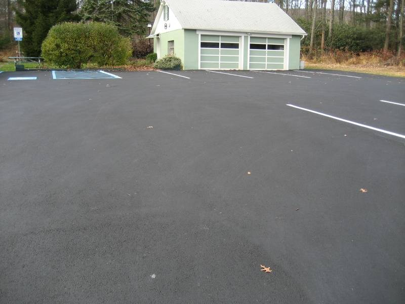 Parking Areas/ Lots