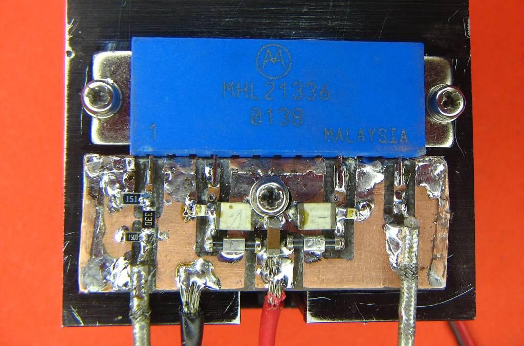 A 3 Watt 2.4GHz PA for 10 dollars